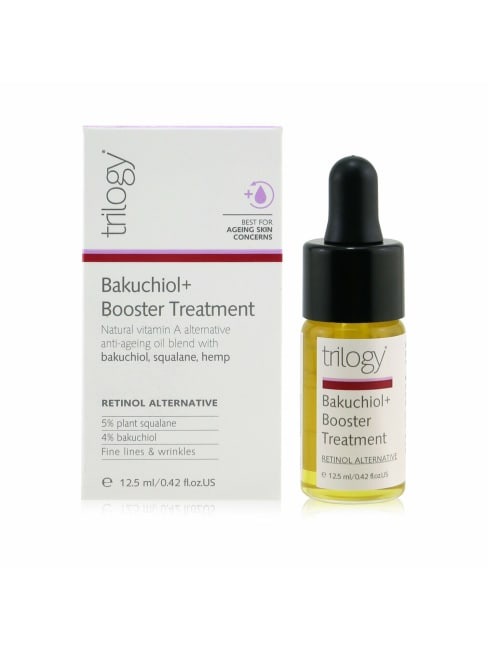 Trilogy Men's Retinol Alternative (For Ageing Skin Concerns) Bakuchiol+ Booster Treatment Serum