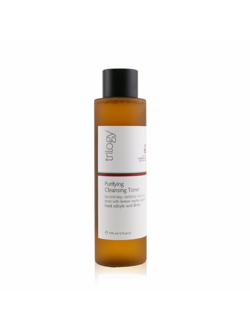 Trilogy Women's Purifying Cleansing Toner Face Cleanser