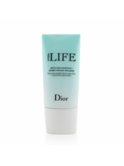 Christian Dior Men's Matte Dew Hydration Hydra Life Sorbet Droplet Emulsion Balms & Moisturizer
