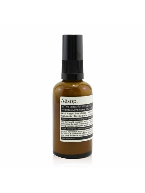 Aesop Men's For Combination Skin In Two Minds Facial Hydrator Balms & Moisturizer