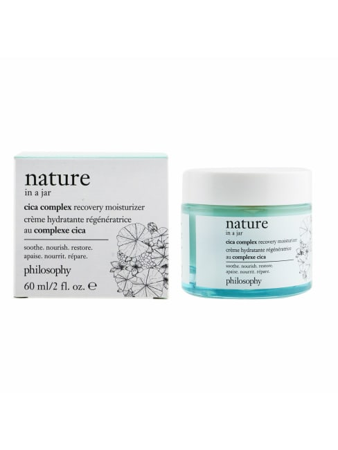 Philosophy Men's Nature In A Jar Cica Complex Recovery Moisturizer Balms &