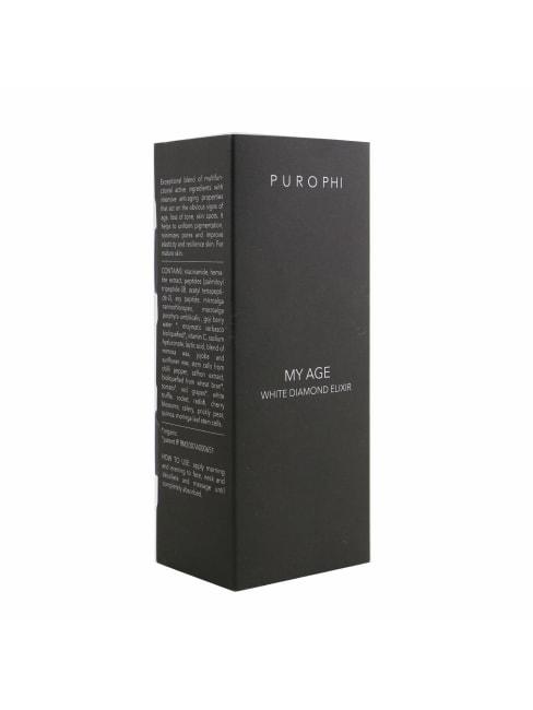 Purophi Men's My Age White Diamond Elixir Balms & Moisturizer