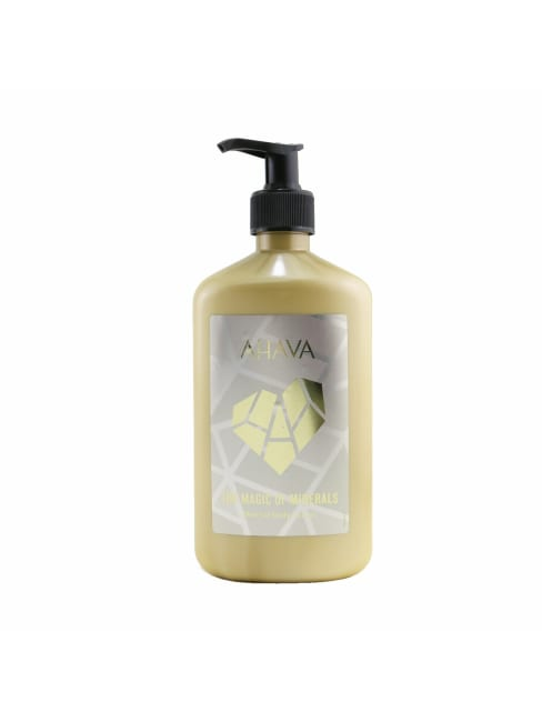 Ahava Women's The Magic Of Minerals Mineral Body Lotion Care Set