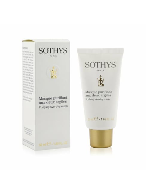 Sothys Women's Purifying Two-Clay Mask