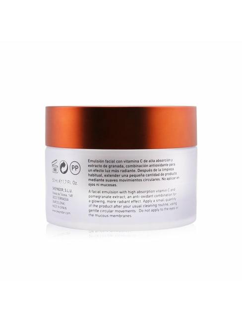 Skeyndor Men's 3% Vit. C Deriv. (For Combination To Oily Skin) Power C+ Energizing Emulsion Balms & Moisturizer