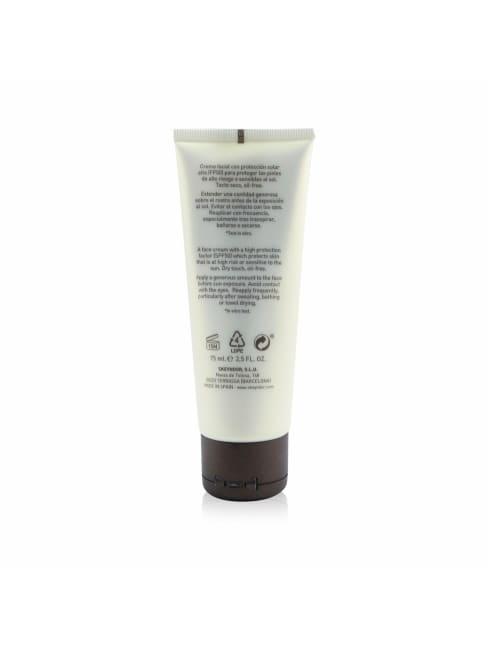 Skeyndor Women's Sun Expertise Dry Touch Protective Face Emulsion Spf50 Body Sunscreen