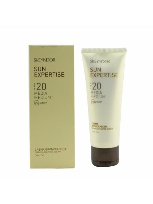 Skeyndor Women's Sun Expertise Tanning Control Face Cream Spf 20 Self-Tanners & Bronzer