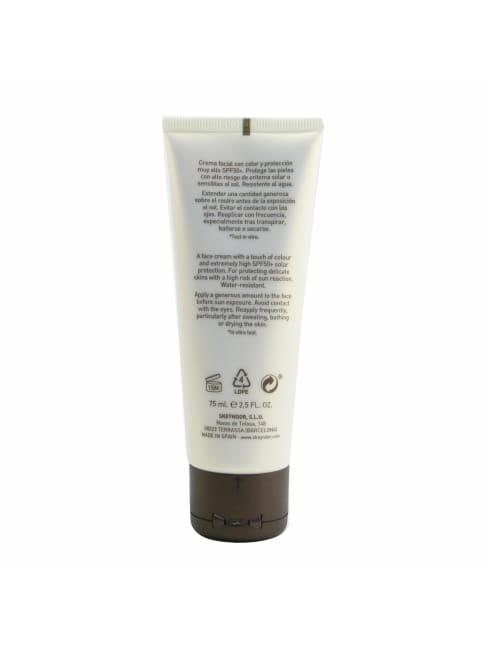 Skeyndor Women's Sun Expertise Tinted Protective Face Cream Spf 50+ Self-Tanners & Bronzer