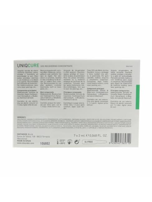 Skeyndor Women's Uniqcure Sos Recovering Concentrate Serum
