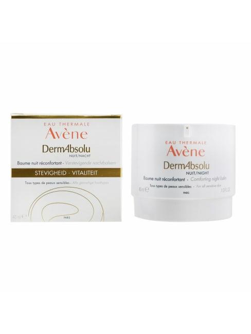 Avene Men's For All Sensitive Skin Dermabsolu Night Comforting Balm Balms & Moisturizer