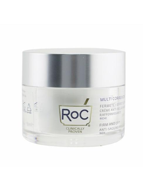 Roc Men's Multi Correxion Firm + Lift Anti-Sagging Firming Rich Cream Balms & Moisturizer