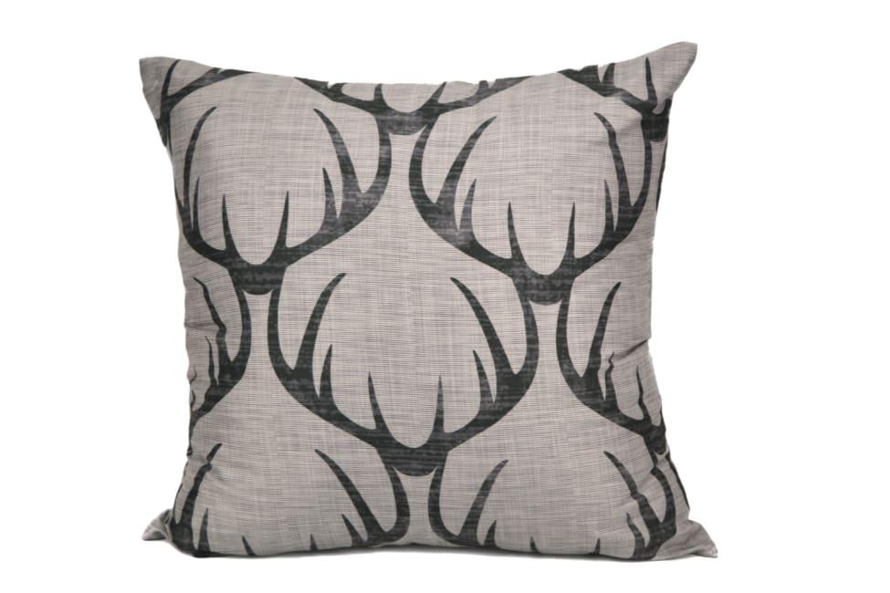 Decorative Pillow, Timber (Antler)