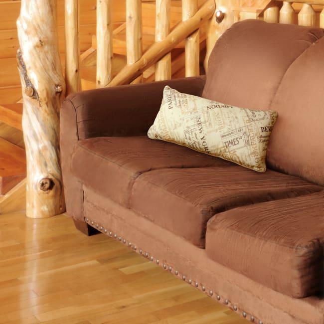 Decorative Pillow, Biscotti (Rectangle)