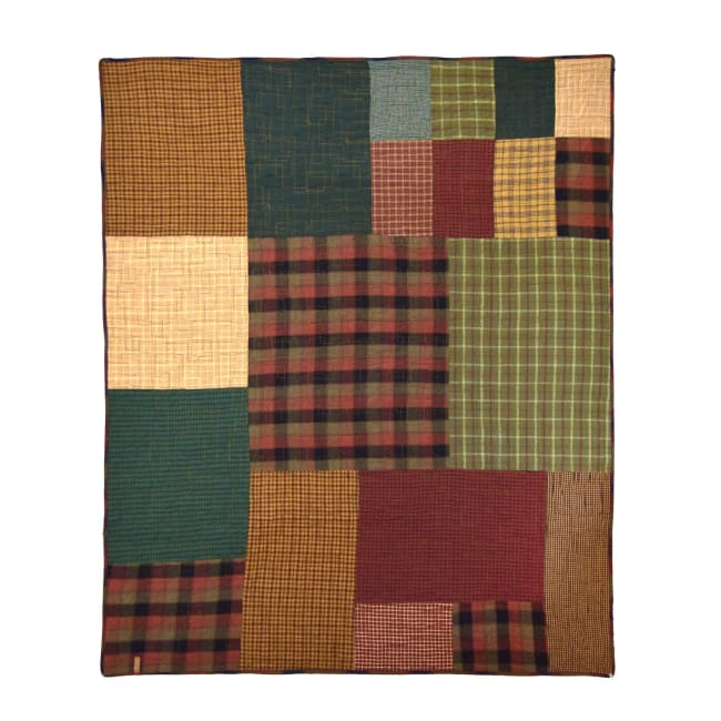 King Quilt, Campfire Square