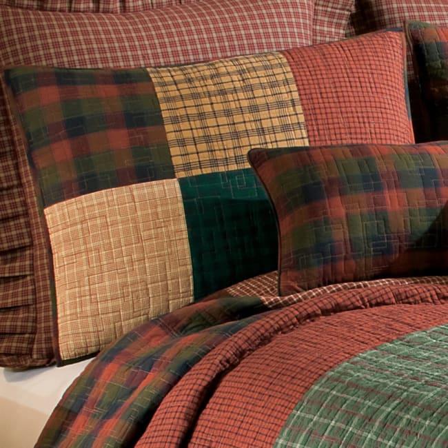 Pillow Sham, Campfire Square
