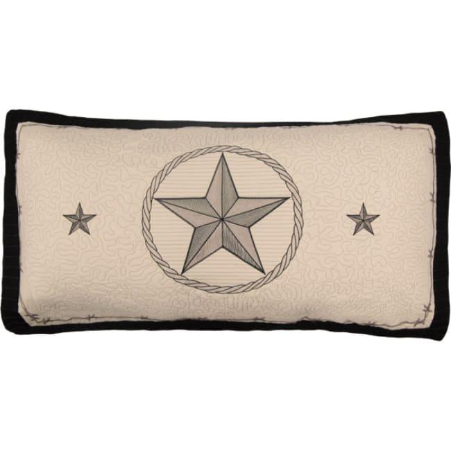 Pillow Sham (King) Texas Pride