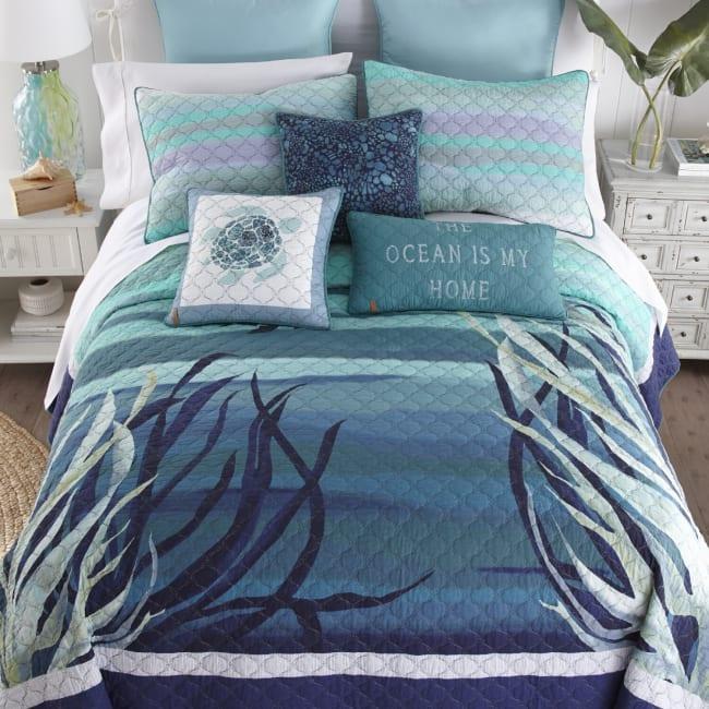 Pillow Sham, Summer Surf
