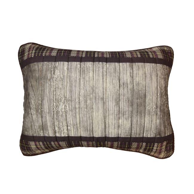 Pillow Sham, Bear Mirage