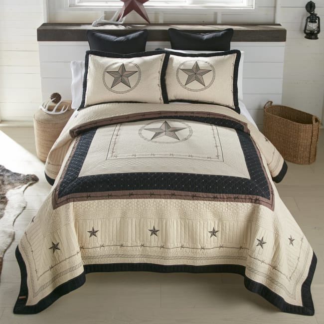 King Quilt, Texas Pride