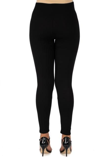 24Seven Comfort Apparel Womens Stretch Ankle Length Maternity Leggings