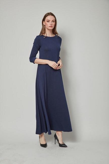 Dora Landa Knit Maxi Cora Dress