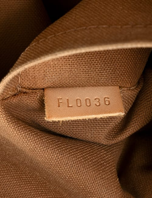 Louis Vuitton Lockit PM Handbag