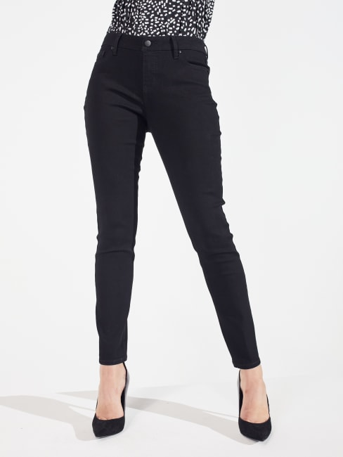 Peck & Peck  Signature Skinny 5 Pocket Denim Jean