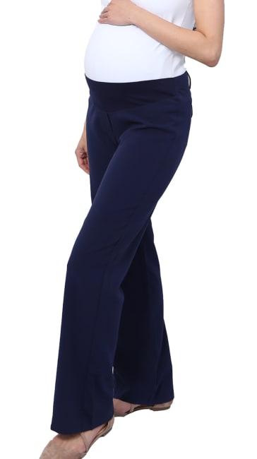 Three Seasons Maternity Straight Leg Dress Pant