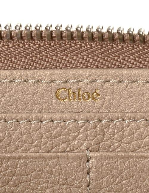 Pre-Loved Chloe Paddington Zip Wallet