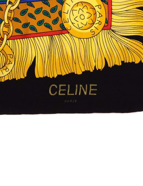 Pre-Loved Celine Scarf