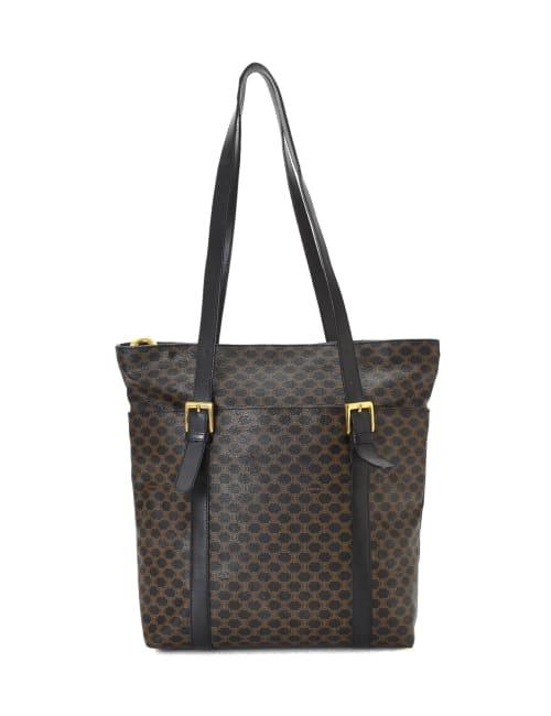 Pre-Loved Celine Macadam Tote Bag