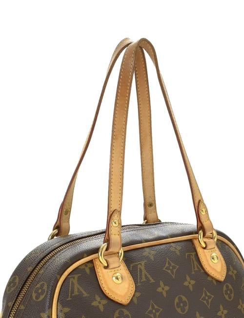 Pre-LovedLouis Vuitton Montorgueil PM Monogram Shoulder Bag