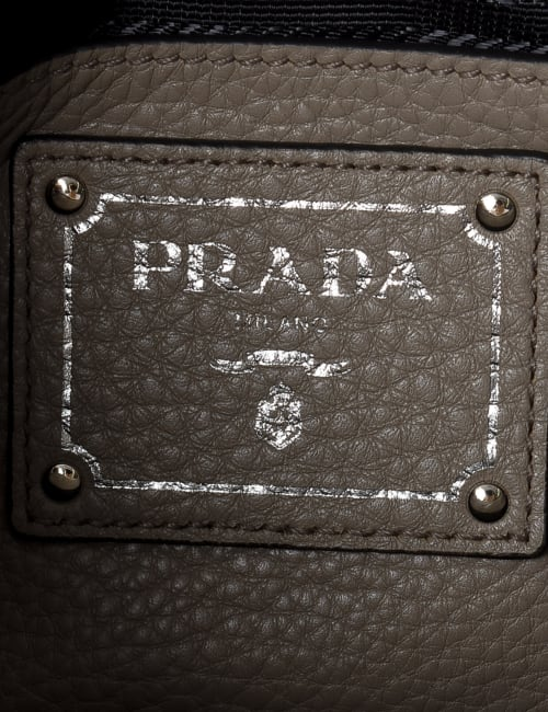 Pre-Loved Prada Vitello Daino Crossbody Bag