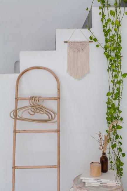 Iris Macrame Wall Hanging