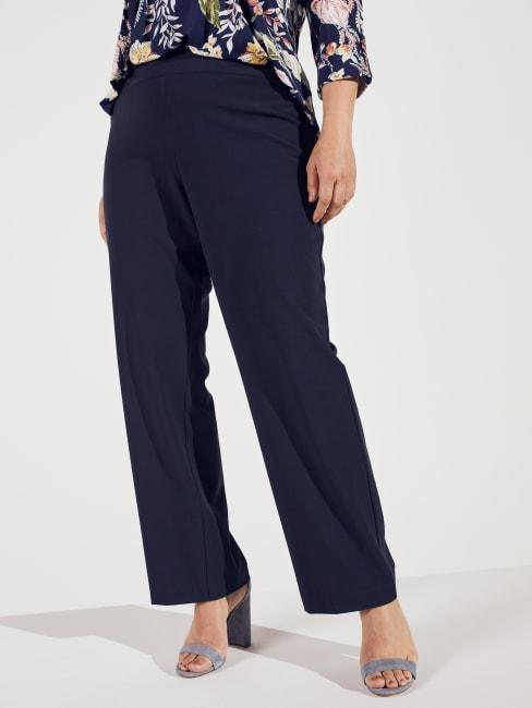 Needle & Cloth Pull On Tummy Control Pants - Short Length Plus