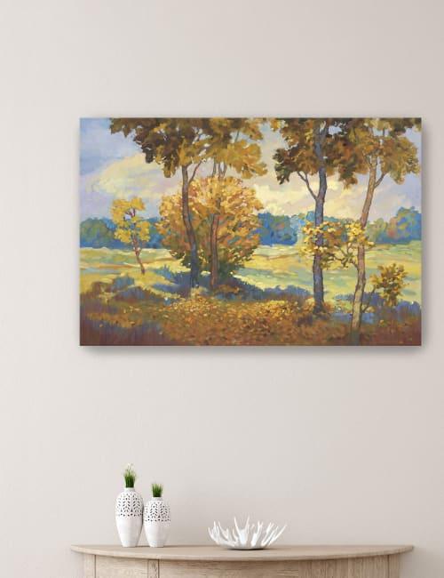 Windstill II Canvas Giclee