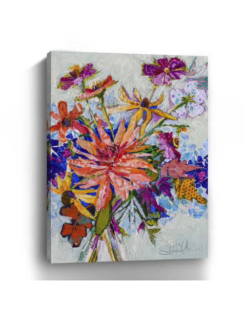 Roman Holiday Canvas Giclee