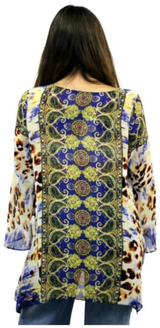 Sienna Rose Bell Sleeved Tunic