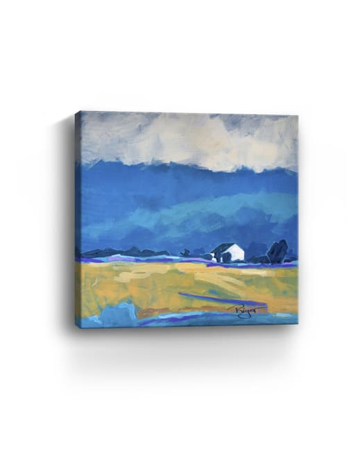 Home Sweet Home Canvas Giclee
