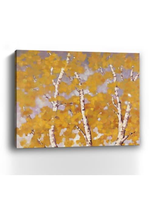 Soft Breeze Canvas Giclee