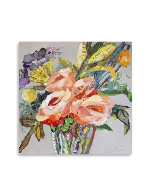 Sweet Mexico Canvas Giclee