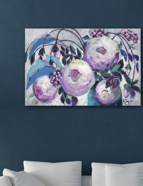 Come in and Relax Canvas Giclee