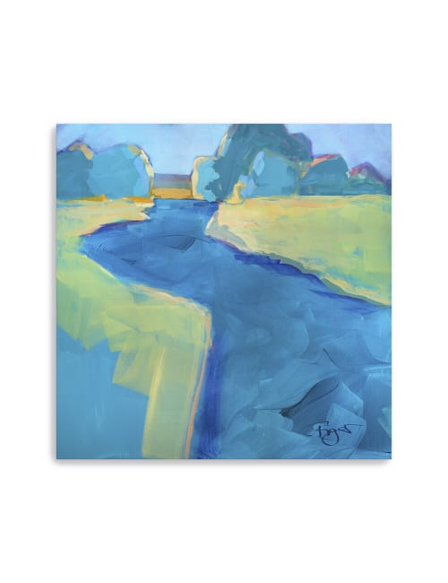 Living Water Canvas Giclee