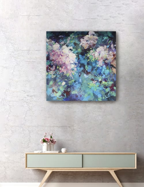 Captivated Canvas Giclee
