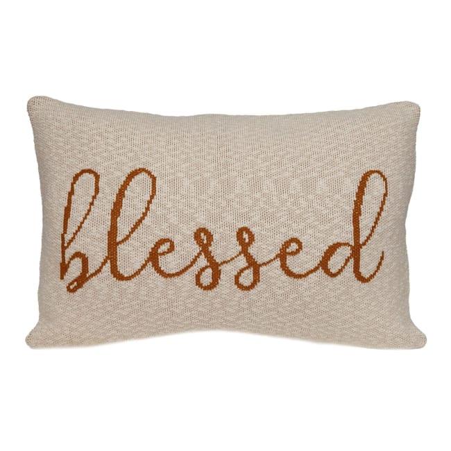 Blessed Carmel Throw Pillow