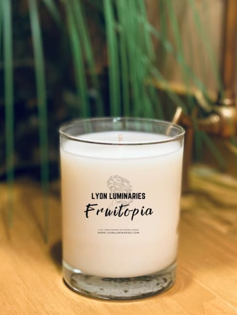 Fruitopia Soy Blend Candle