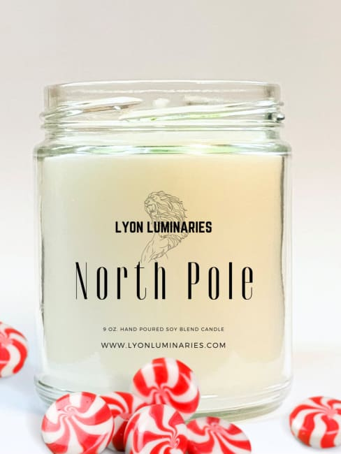 Northpole Soy Blend Candle