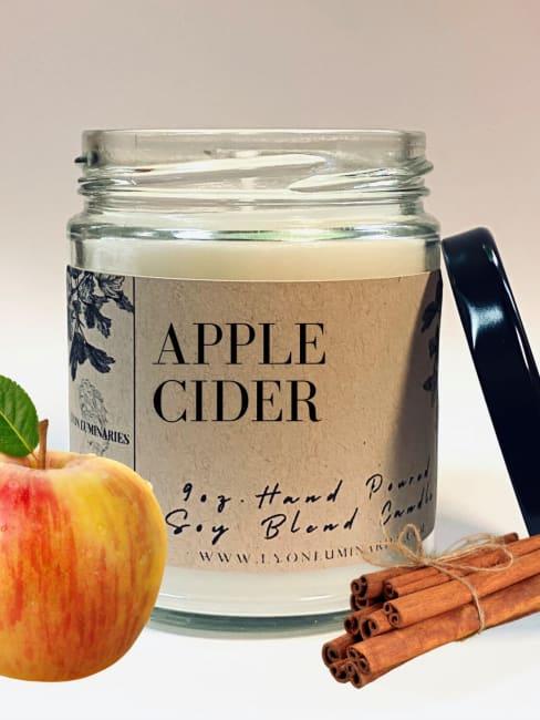 Apple Cider Soy Blend Candle