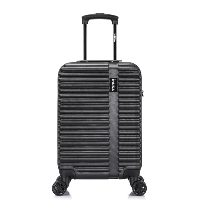 InUSA Ally Lightweight Hardside Spinner 20 Inch Carry-on Luggage