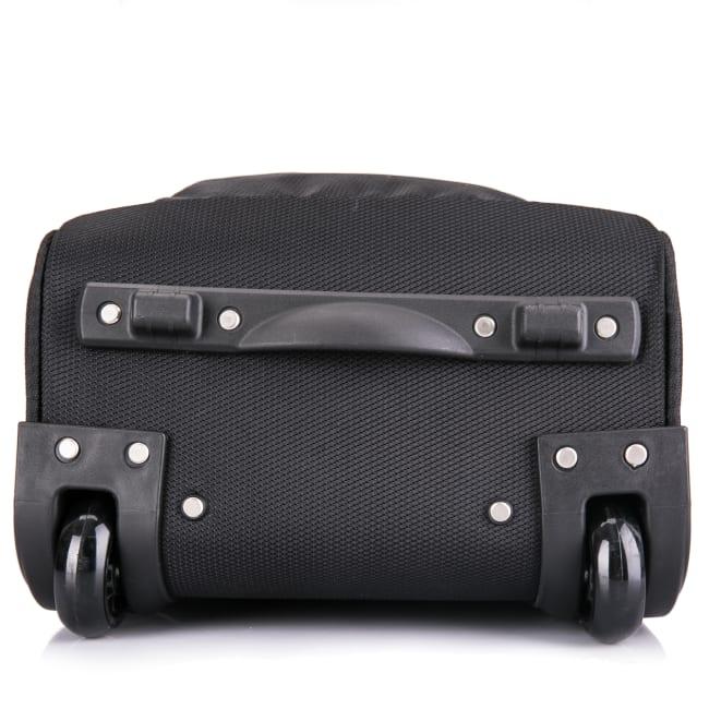 InUSA Wheeled Underseat Ultra-Light 15 Inch Luggage